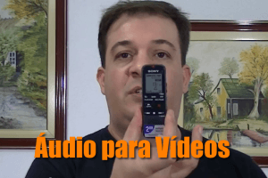 Audio para Videos