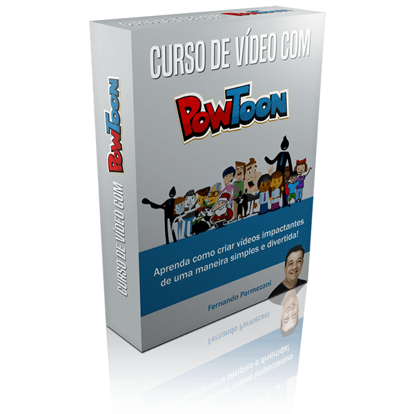Curso de Vídeo com Powtoon
