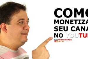 Como monetizar no youtube